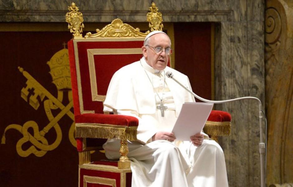 Papa Benedicto 16
